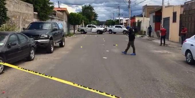 Muere hombre en ataque armado a unos metros de la Comandancia de la Policía Municipal