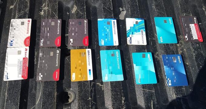Arrestan a ladrón que arrebataba tarjetas bancarias a sus víctimas