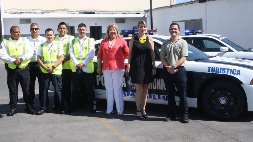 Reactivarán Policía Turística de Hermosillo para brindar atención a visitantes