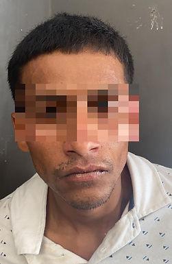 Ladrón huyó por los techos, pero fue detenido