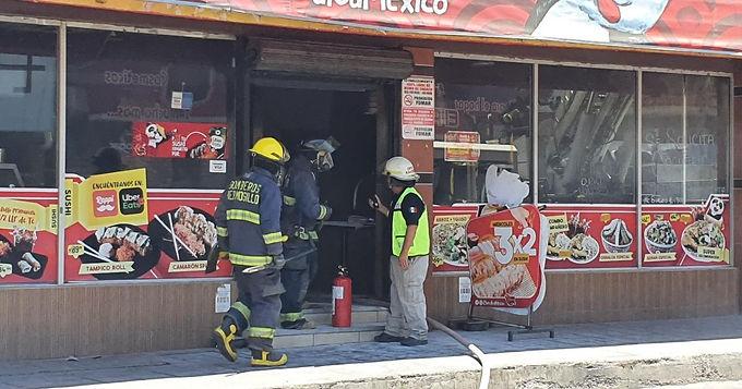 Explosión en restaurante de Hermosillo deja dos lesionados