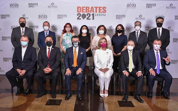 Cerrarán vialidades de Hermosillo por el segundo debate de aspirantes a la Gubernatura