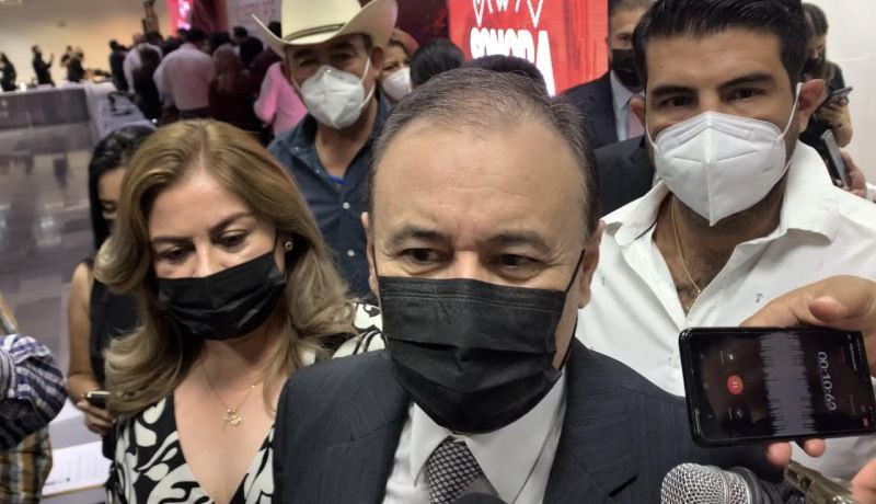 López Obrador hará anuncios importantes para bacheo: Alfonso Durazo