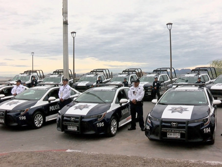 Tendrá Hermosillo patrullas eléctricas a partir del próximo año
