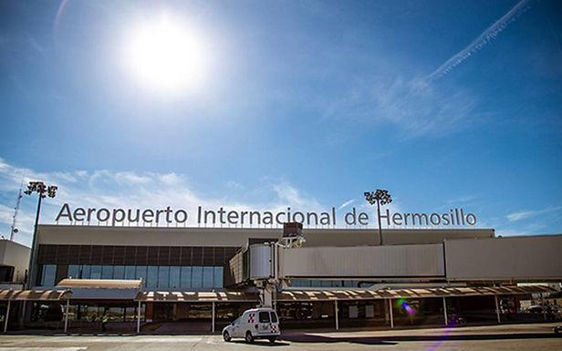 Aumenta afluencia de pasajeros de vuelos a Hermosillo y para salir de la ciudad
