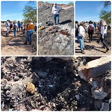 De nuevo encuentran crematorio y fosas clandestinas en San José de Guaymas