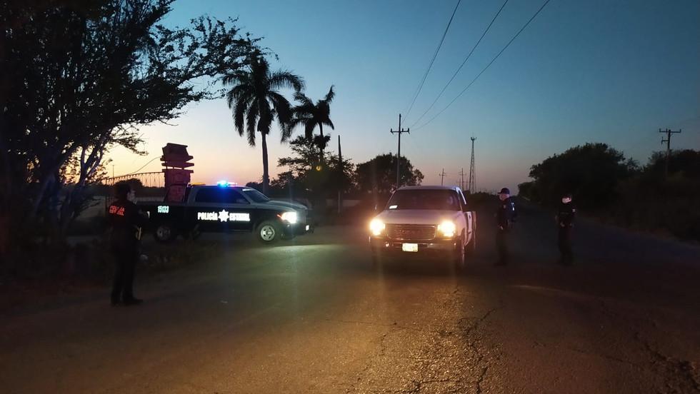 Lesionan a policía estatal en enfrentamiento armado en Opodepe