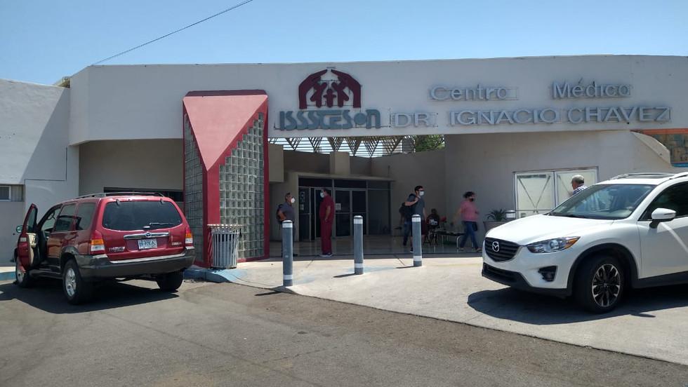 Denuncian falta de tratamiento de hemodiálisis en el hospital Ignacio Chávez