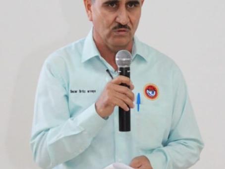 Elige CTM Hermosillo a nuevo secretario general, será Óscar Ortiz Arvayo