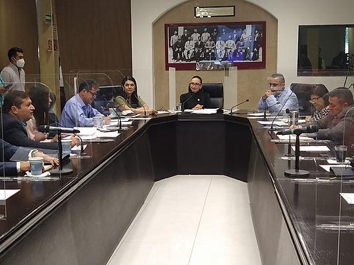 Instalan Comisión de Fiscalización del Congreso del Estado