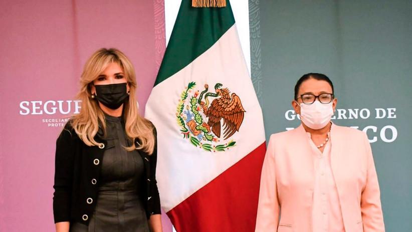 Recibirá Sonora apoyo de la Federación para esclarecer asesinato de elemento de la FGJE