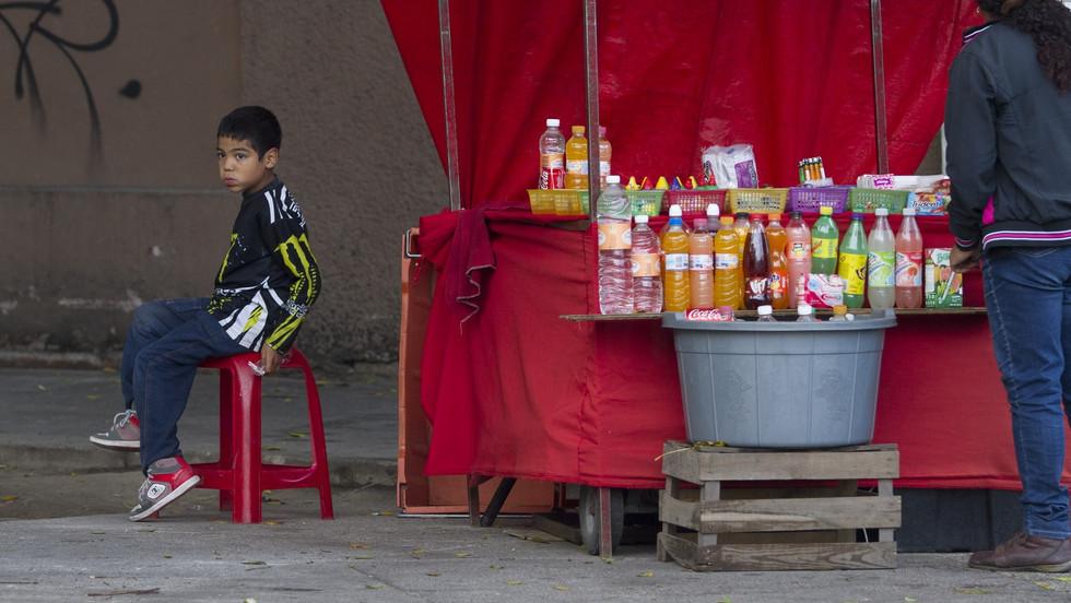 El trabajo infantil en el Día de la Niñez