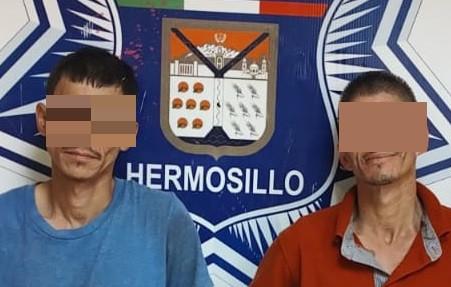 Rescatan a víctima de secuestro al norte de Hermosillo, hay dos detenidos