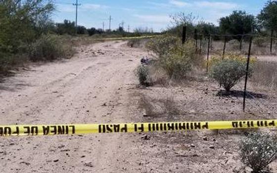 Localizan cuerpo encobijado al norte de Hermosillo