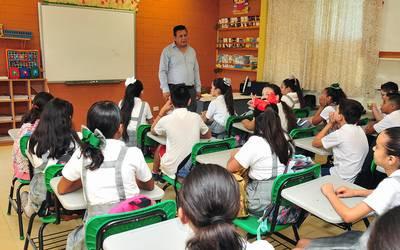 Mitad de planteles escolares básicos en Sonora ya están en operaciones