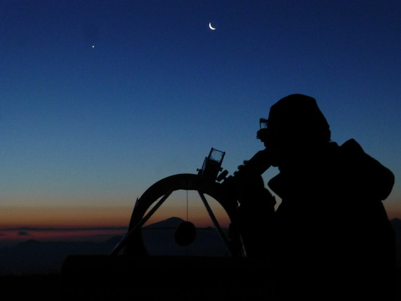 Astronomie au Chioula