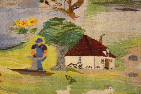 Den gamle Smedje fra 1761