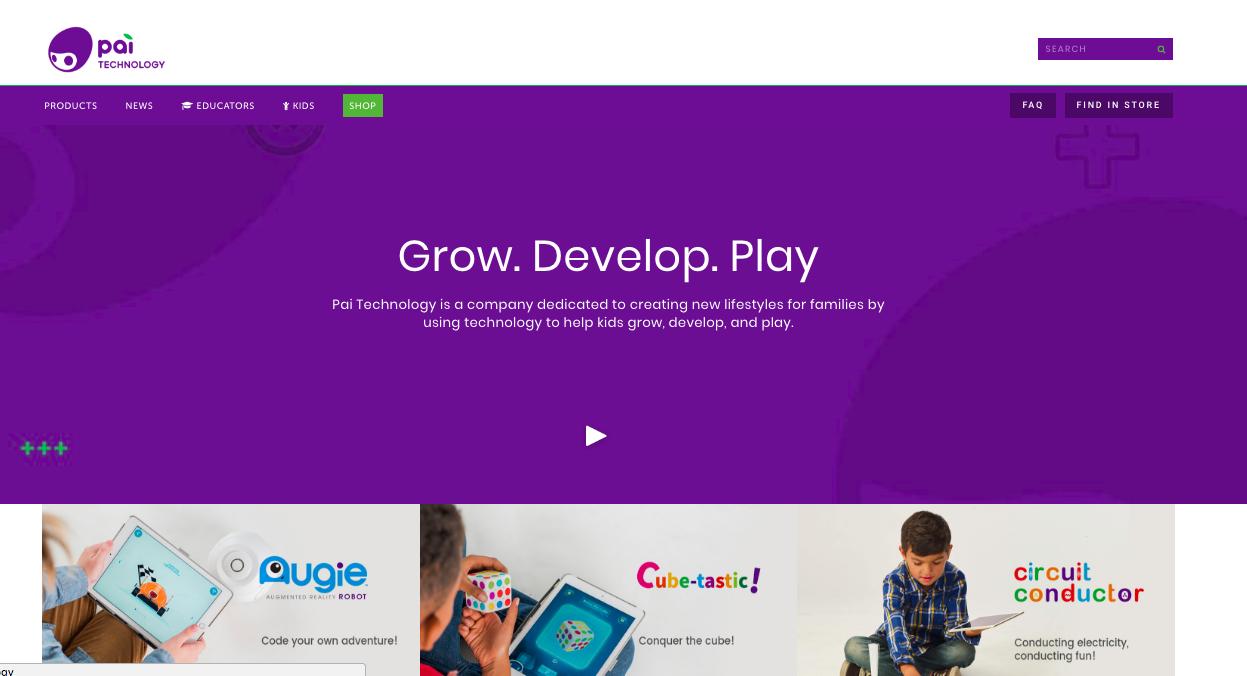 Pai Technology Content & Branding