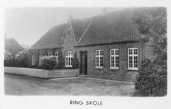 Sognekort fra 1933