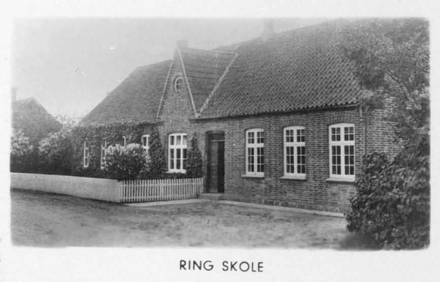 Ring Skole 1933
