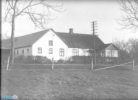 Kr Pedersens ejendom i Drastrup Ydervang