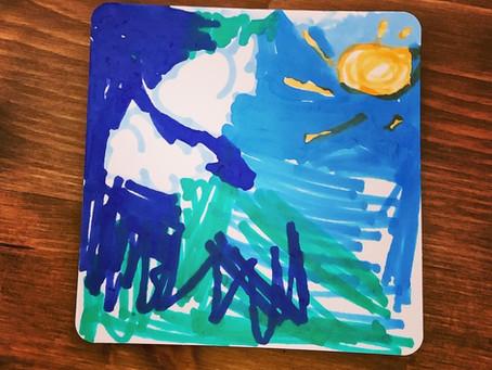 ソとラで空を描く
