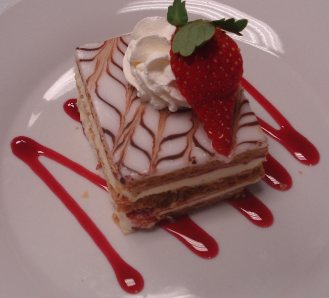 Individual Mille-feuille