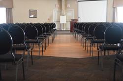 Seminar at Durham Banquet Hall