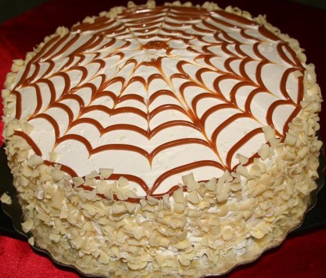 Caramel Dome