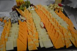 International Cheese Tray