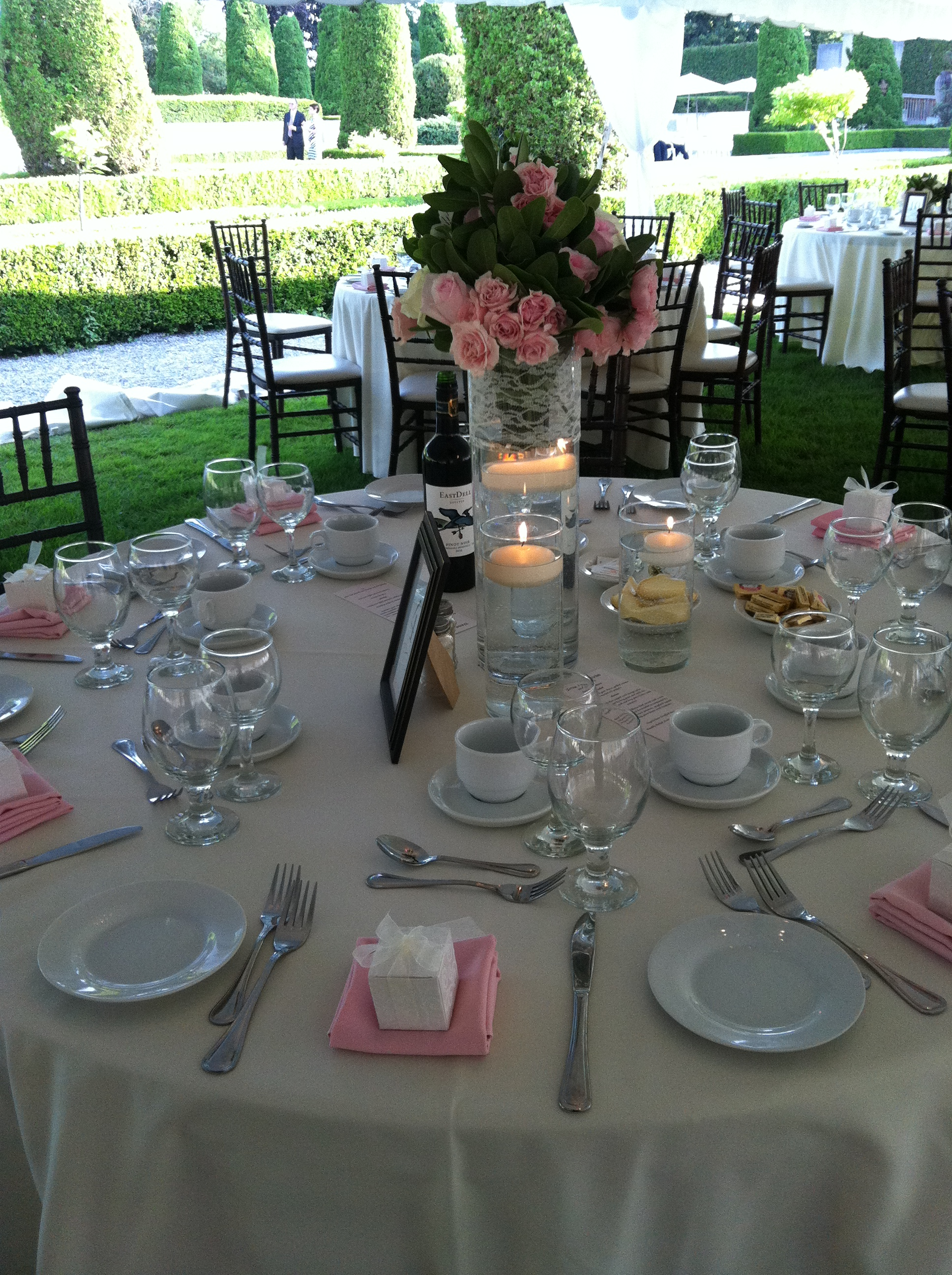 Wedding at Parkwood Estates