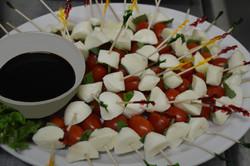 Bocconcini Tomato Lollipops