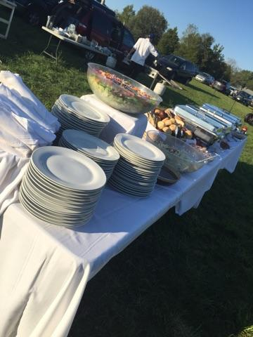 BBQ Wedding September 2016