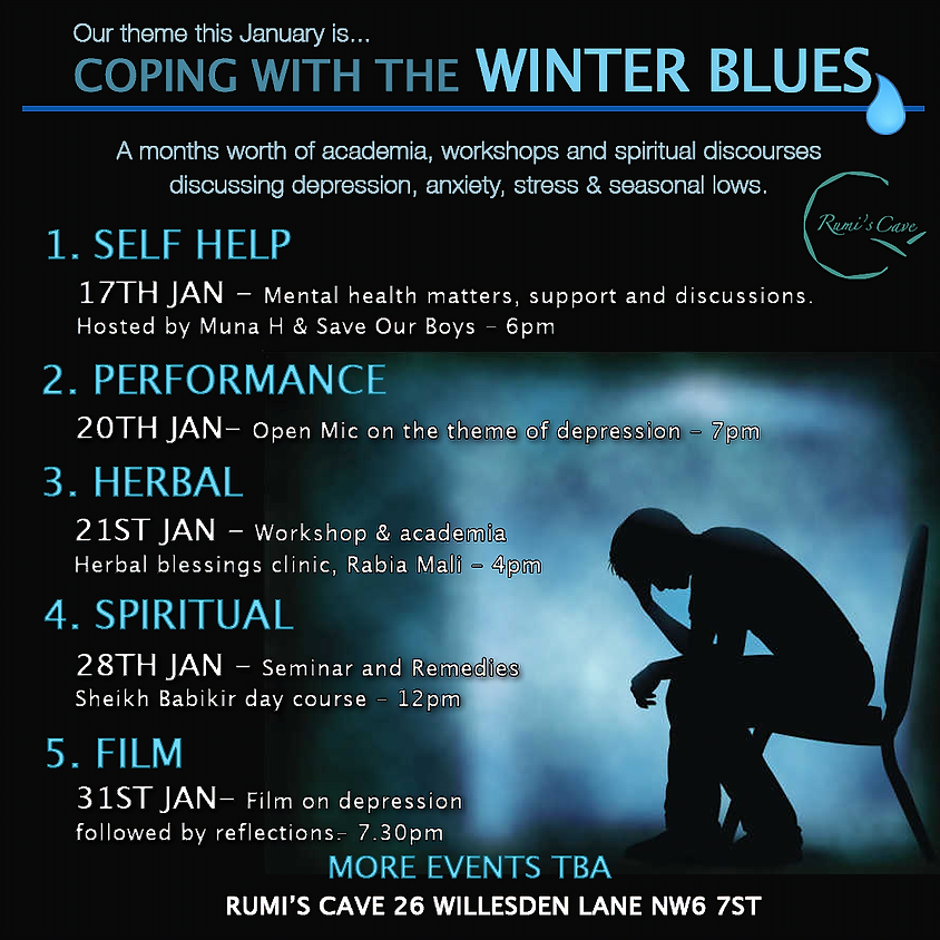 Coping with the 'winter blues'