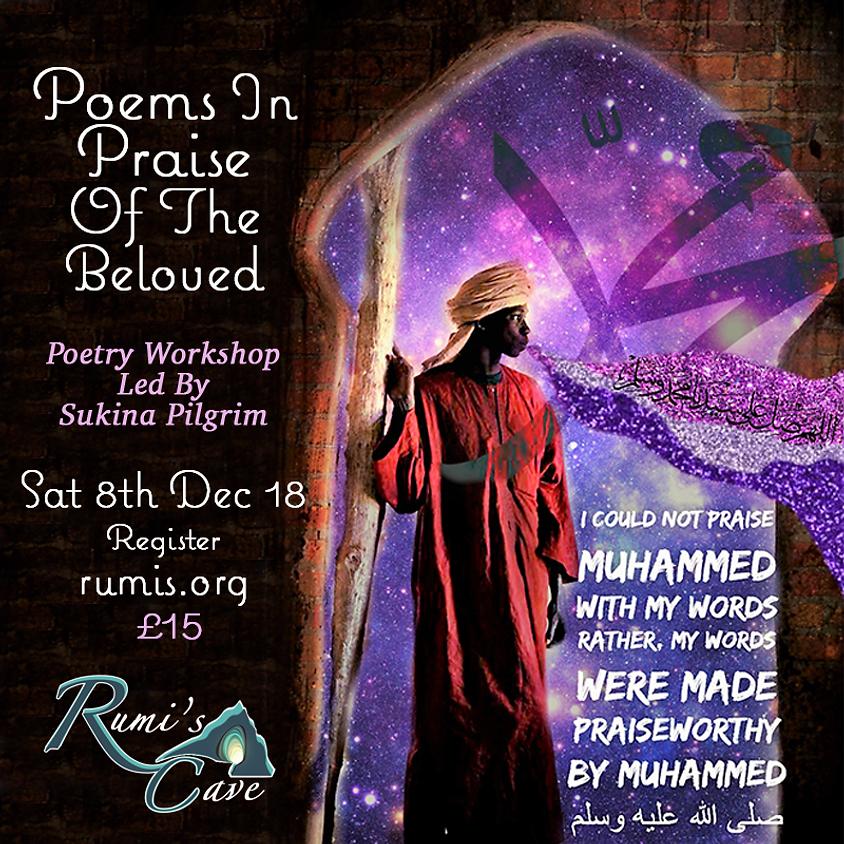 Poems of Praise: Led by Poet Sukina Pilgrim