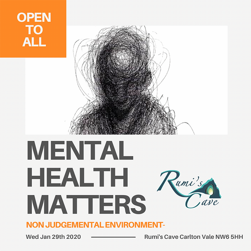 Monthly Mental Health Matters @Cave