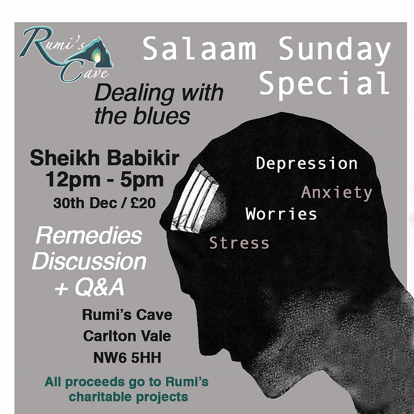 Salaam Sundays Special, Dealing With The Blues