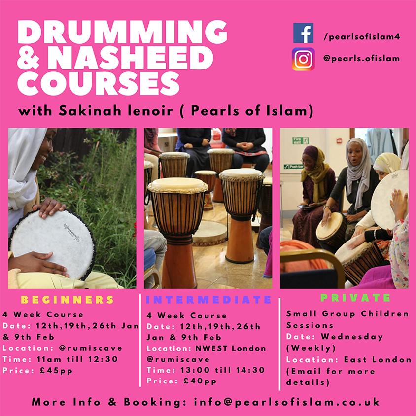 Drumming & Nasheed Course