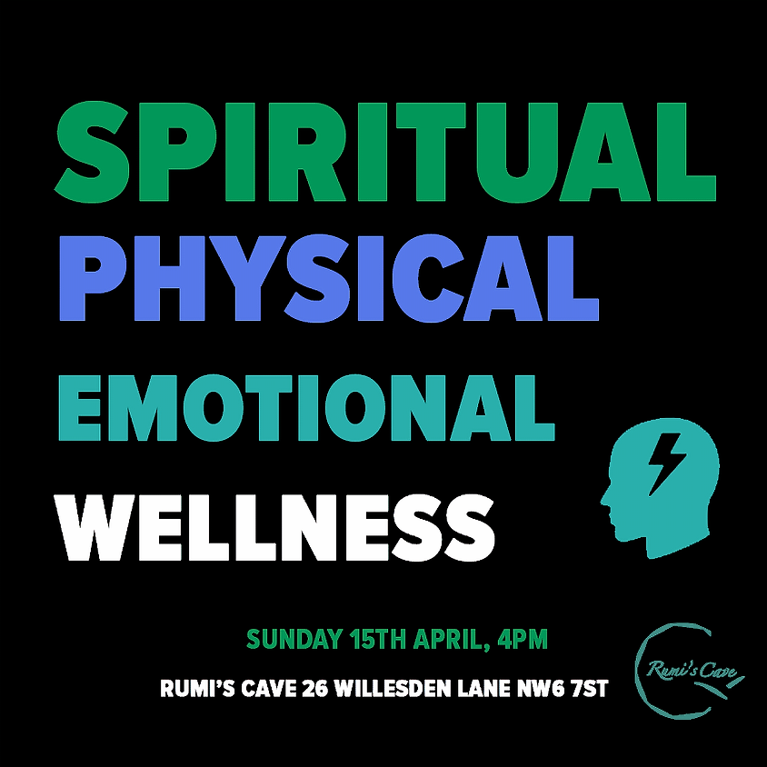 Spiritual, Physical, Emotional Wellness