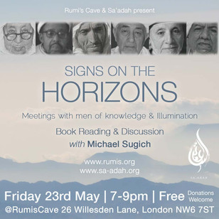 SIGNS ON THE HORIZONS w/ MICHAEL SUGICH