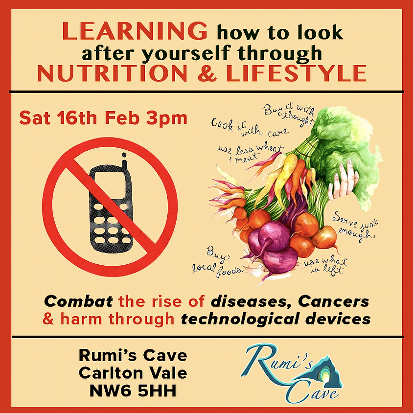 Learning How To Look After Yourself Through Nutrition & Lifestyle