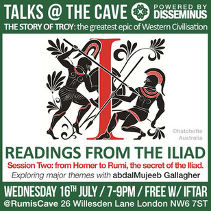 READINGS FROM THE ILIAD / PT. 2