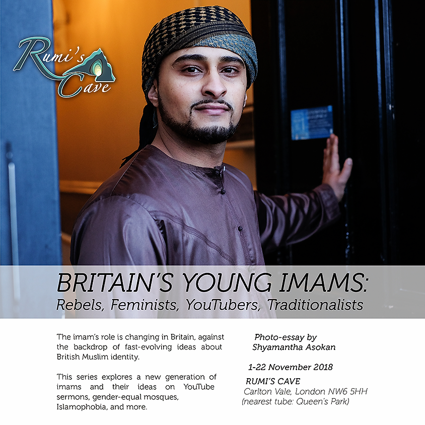 Britain's young imams: Rebels, traditionalists, YouTubers, feminists
