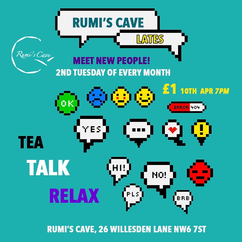 Rumi's Tuesday Lates