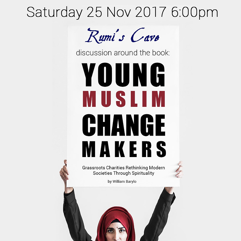 Young Muslim change makers led by Dr William Barylo