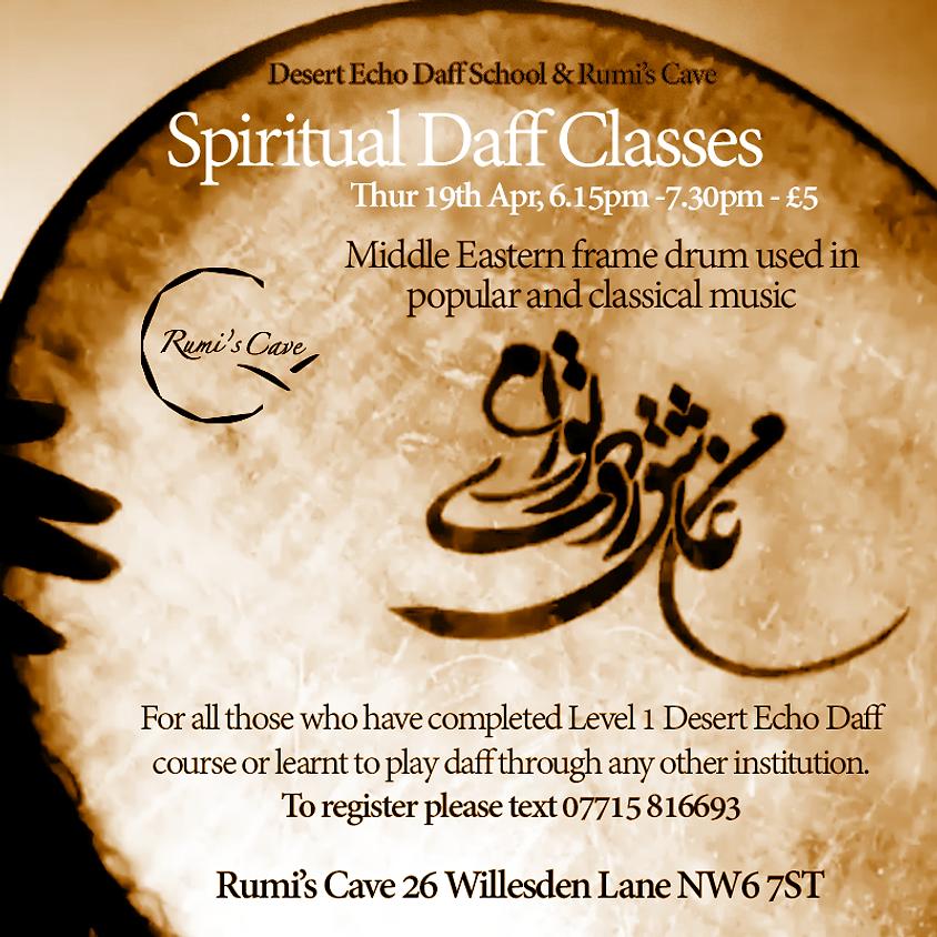 Spiritual Daff Classes