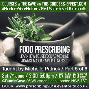 FOOD PRESCRIBING #NurtureYourNature Part 5