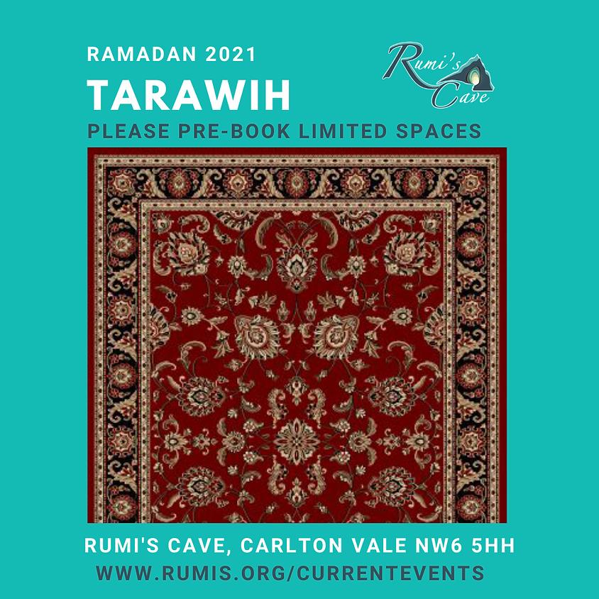 Tarawih 2021