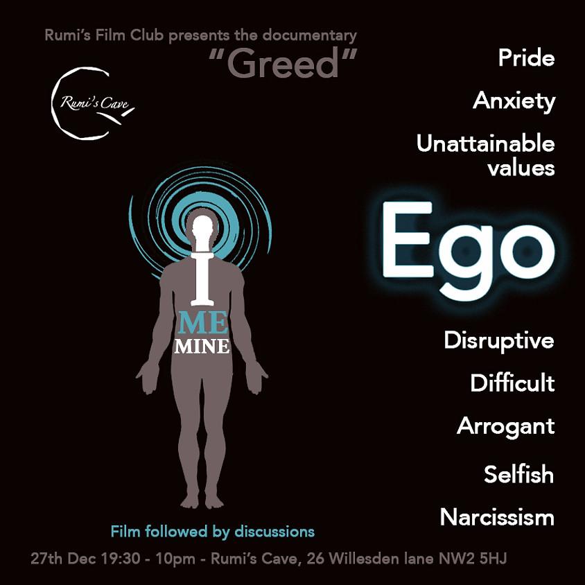 """Rumi's Film Club: """"Greed"""""""