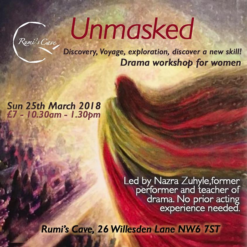 Unmasked, drama workshop led by Nazra Zuhyle